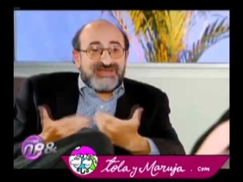 Tola y Maruja con Juan Lozano