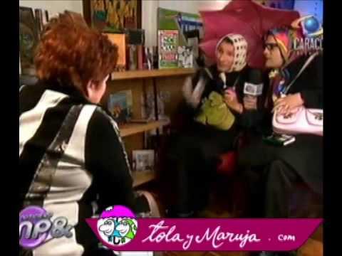 Tola y Maruja entrevistan a Diana Uribe