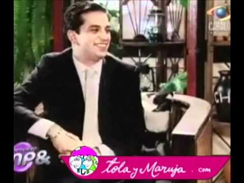 Tola y Maruja entrevistan a Simón Gaviria